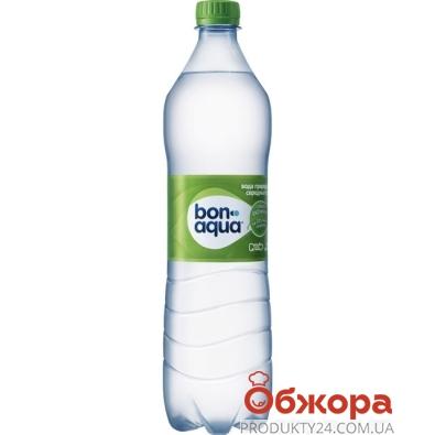 Вода Бонаква (BONAQUA) 1.0л слаб/газ – ИМ «Обжора»