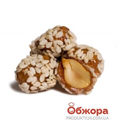 Драже Стимул арахис в кунжуте вес. – ИМ «Обжора»