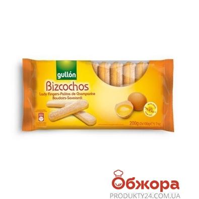 Печенье Гуллон 200г дамский пальчик для тирамису – ИМ «Обжора»