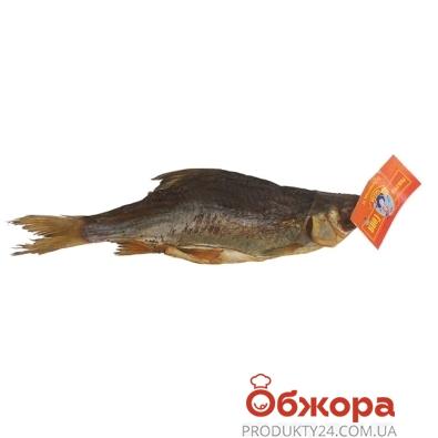 Тарань Рыбачка соня вяленная в чешуе – ИМ «Обжора»
