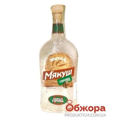 Водка Мякуш житний 0,5л. – ИМ «Обжора»