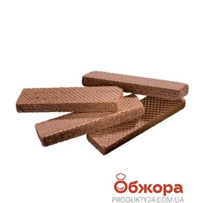 Вафли Рошен (Roshen) шоколадные вес. – ИМ «Обжора»
