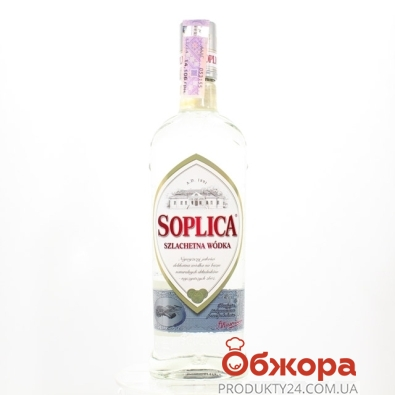 Водка Соплица (Soplica) Шляхетна 0,5 л – ИМ «Обжора»