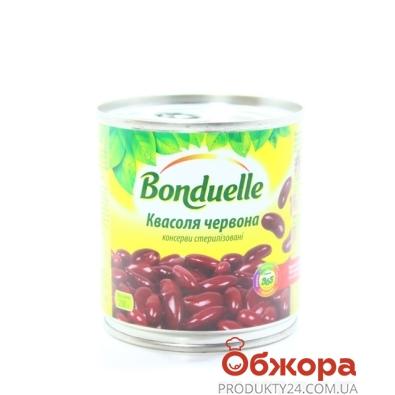 Конс.Бондюэль (Bonduelle) фасоль красная 200г.  ж/б – ИМ «Обжора»