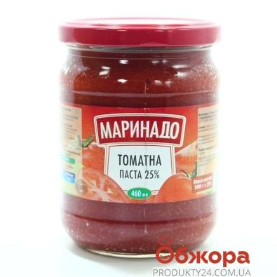 Конс.Маринадо 460мл томатная паста – ИМ «Обжора»