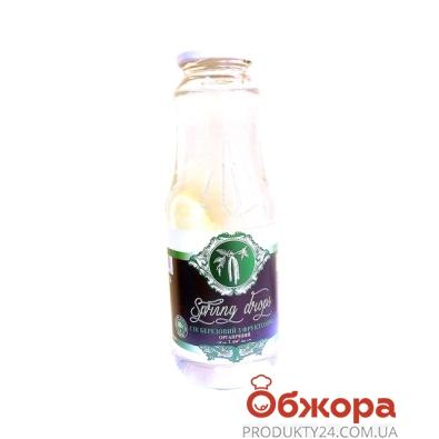 Сок Берёзовый без сахара Органико 1л – ИМ «Обжора»