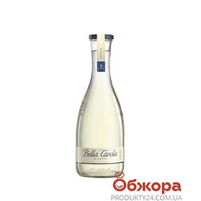 Вино Белла Тавола (Bella Tavola) Bianco Secco белое сухое 1,0 л – ИМ «Обжора»