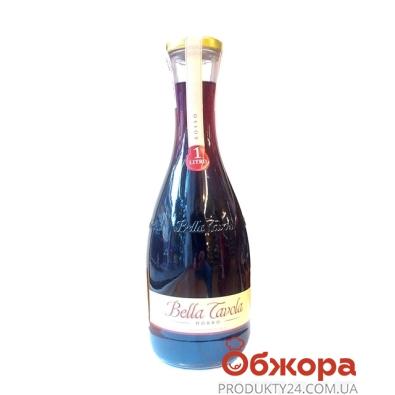 Вино Белла Тавола (Bella Tavola) Nero deAvola красное сухое 1,0 л – ИМ «Обжора»