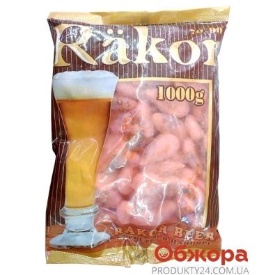 Креветки замороженные Ракор (Rakor) Beer 70/90 1 кг – ИМ «Обжора»
