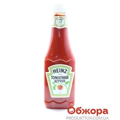 Кетчуп Хайнц (Heinz) 570г Томатный пл/б – ИМ «Обжора»