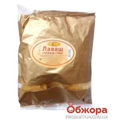 Чипсы Виктория из лаваша сыр 125 г – ИМ «Обжора»