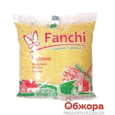 Пшено Фанчи (Fanchi) в/с 800 г – ИМ «Обжора»