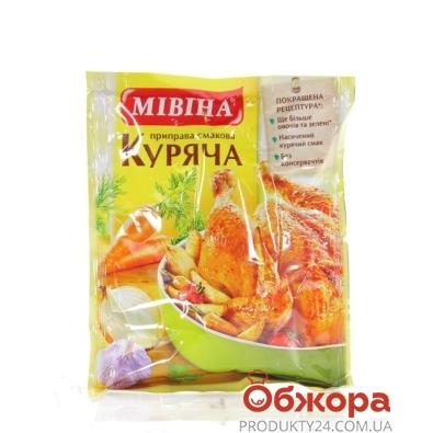 Приправа Мивина куриная 80 г – ИМ «Обжора»