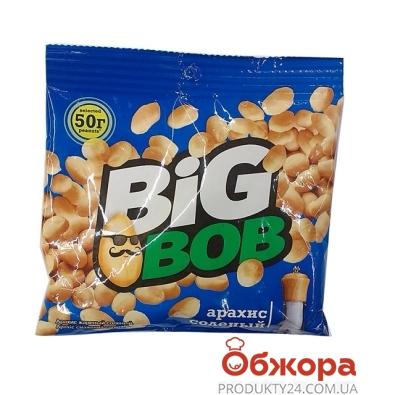 Фисташки Биг Боб соленые 50 г – ИМ «Обжора»