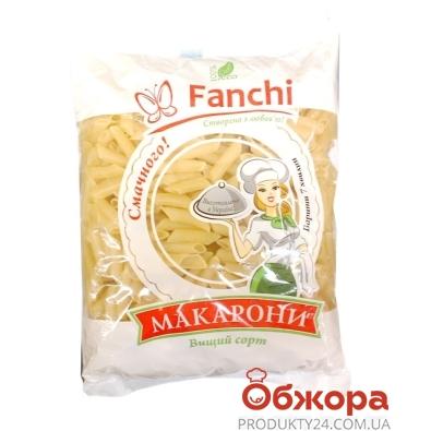 Макароны Фанчи (Fanchi) перо 800 г – ИМ «Обжора»