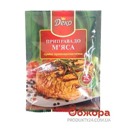 Приправа Деко для мяса 30г – ИМ «Обжора»