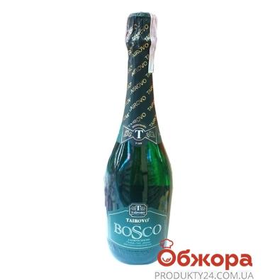 Вино игристое Таирово Боско белое полусладкое 0,75 л – ИМ «Обжора»