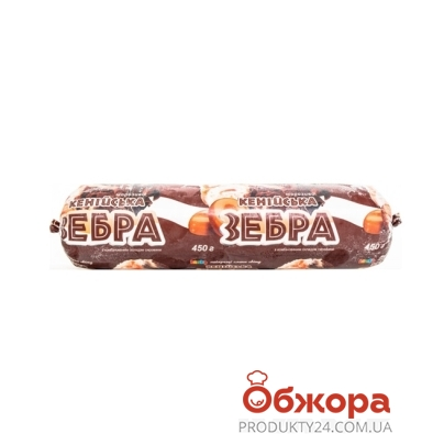 Мороженое Ласка (Laska) Кенийская зебра 450 г – ИМ «Обжора»