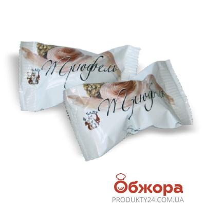 Конфеты Балу Трюфель вес – ИМ «Обжора»
