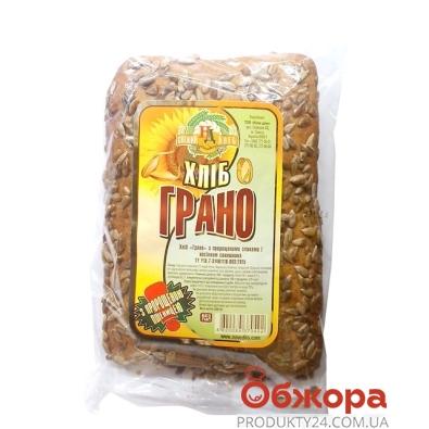 Хлеб Новое Дело Грано пророщеные злаки и семена подсолнечника 250 г – ИМ «Обжора»