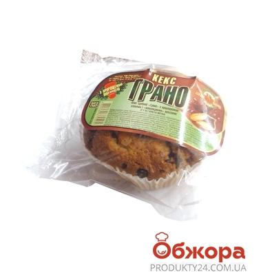 Кекс Грано Новое Дело пророщеные злаки с шоколадом 100 г – ИМ «Обжора»