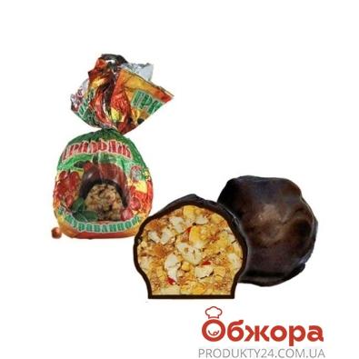 Конфеты Аметист грильяж с клюквой вес – ИМ «Обжора»