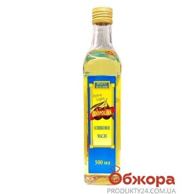 Оливковое масло Кополива Extra  Ligj 0,5 л – ИМ «Обжора»