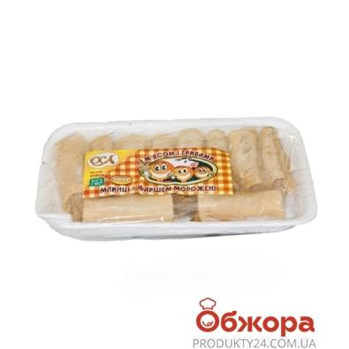 Млинці ОСА 500г з м`ясом – ІМ «Обжора»