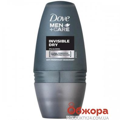 Дезодорант - ролик Дав (Dove)  Экстразащита без белых следов 50 мл – ИМ «Обжора»