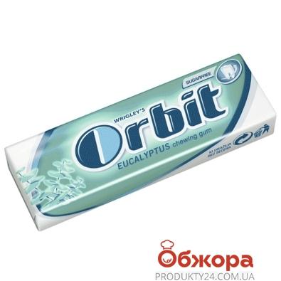 Жевательная резинка Орбит под.эвкалипт – ИМ «Обжора»