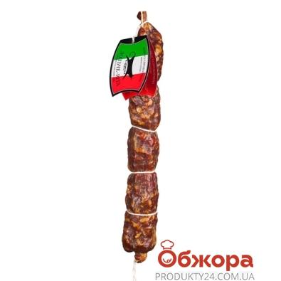 Колбаса СпецЦех Дольче Вита с/к в/с – ИМ «Обжора»