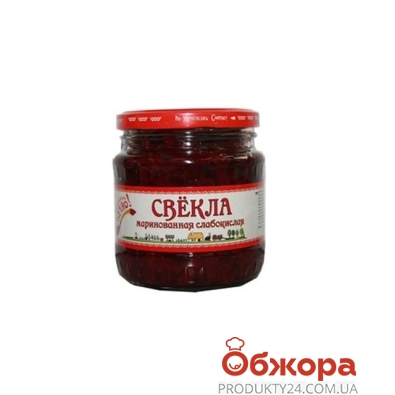 Свекла маринованная Смачно 450 г – ИМ «Обжора»