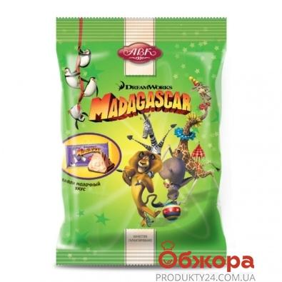 Конфеты АВК Мадагаскар молочный 110 г – ИМ «Обжора»