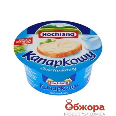 Сыр плавленый Хохланд Сливочный 150 г – ИМ «Обжора»