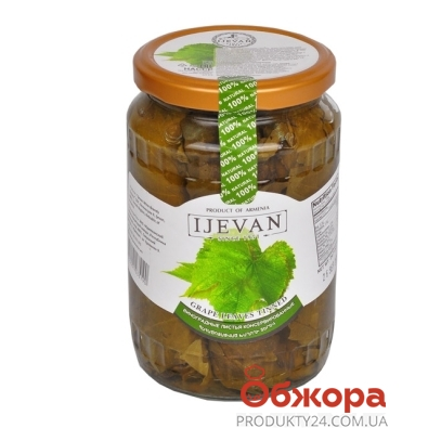 Виноградный лист IJEVAN 700 г – ИМ «Обжора»