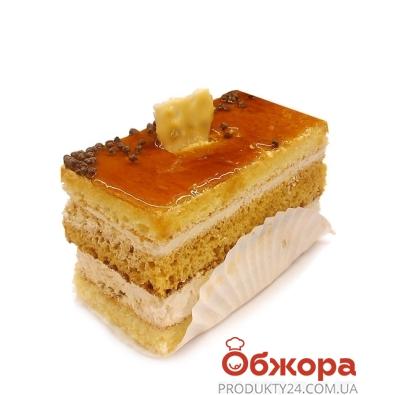 Пирожное Медовые соты 100 г – ИМ «Обжора»