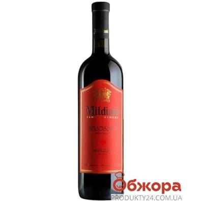 Вино Грузия Мукузани (MukuZani) Мукузани красное сухое 0,75 л – ИМ «Обжора»