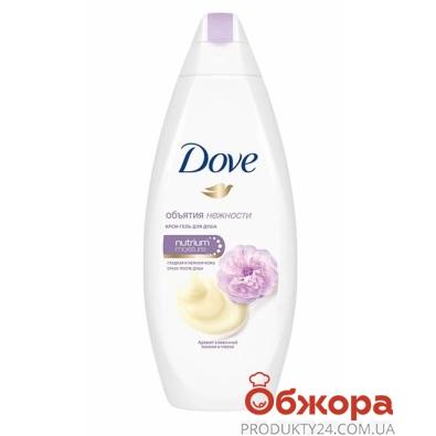 Крем-гель для душа Дав (Dove) Ваниль, Пион 250 мл – ИМ «Обжора»