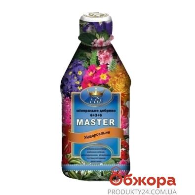 Минеральное удобрение Мастер цвет универсал 0,3 л – ИМ «Обжора»