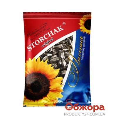 Семечки подсолнечные Сторчак (Storchak) original соленые 70 г – ИМ «Обжора»