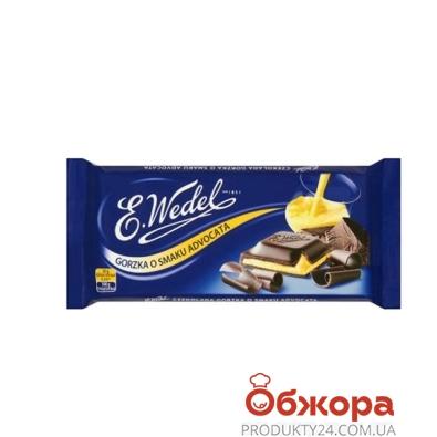 Шоколад Ведель (Wedel) черный Адвокат 100 г – ИМ «Обжора»