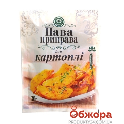 Приправа Ласочка к картофелю 30 г – ИМ «Обжора»