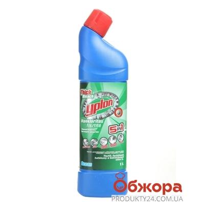 Гель Уплон (Yplon) для чистки унитаза 5в1 Океан 1 л – ИМ «Обжора»