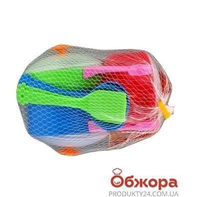 Игрушка Посуда Ромашка столовый 10 эл. – ИМ «Обжора»