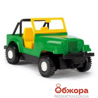 Машинка-джип Тигрес – ИМ «Обжора»