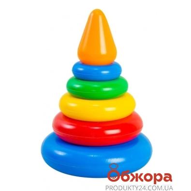 Игрушка Тигрес Пирамидка мал. – ИМ «Обжора»