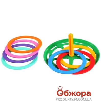 Игрушка Тигрес Кольца мини – ИМ «Обжора»