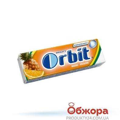 Жевательная резинка Орбит фантастический апельсин – ИМ «Обжора»