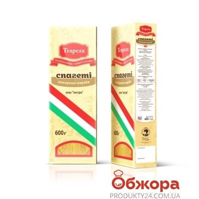 Спагетти Трапеза (Trapeza) 600 г – ИМ «Обжора»