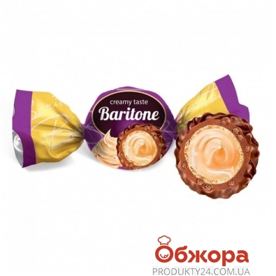 Конфеты АВК Баритон сливки 120 г – ИМ «Обжора»